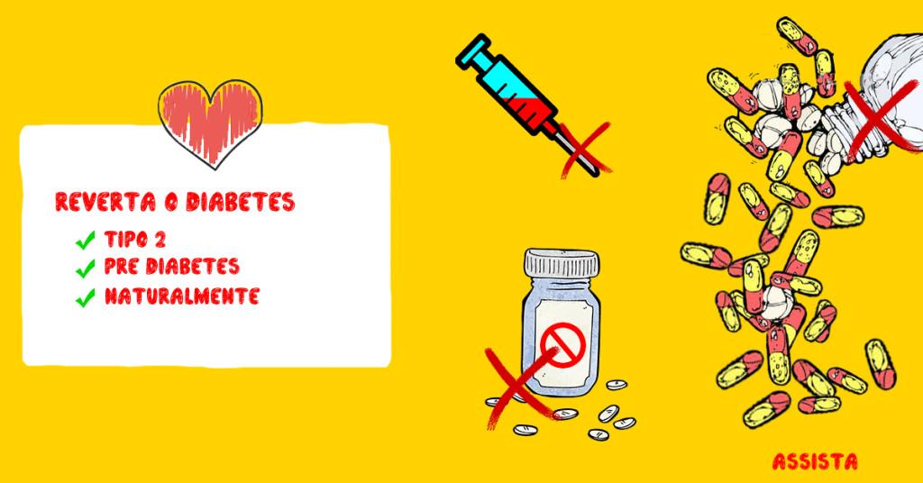 Tratar a Diabetes Sem Remédios
